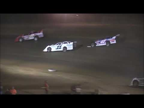 Late Model Feature from Atomic Speedway, September 15th, 2018. - dirt track racing video image