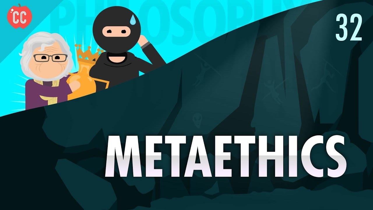 Download Metaethics: Crash Course Philosophy #32