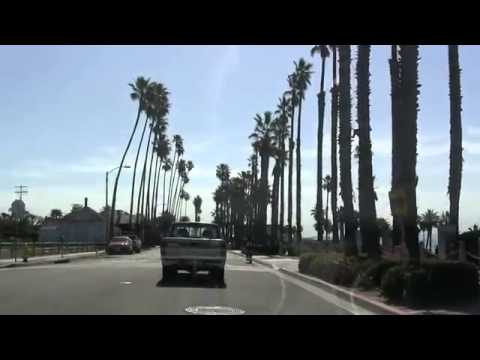 Drive Though Oceanside California February 27 2013 Part 1 of 2