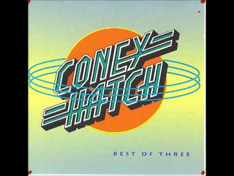 Coney Hatch - Fuel For The Fire