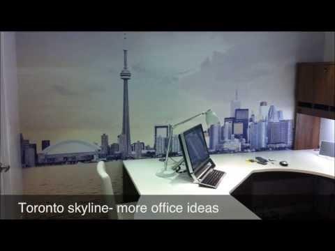 Wallpaper Murals Toronto for Offices, Boardrooms & Showrooms