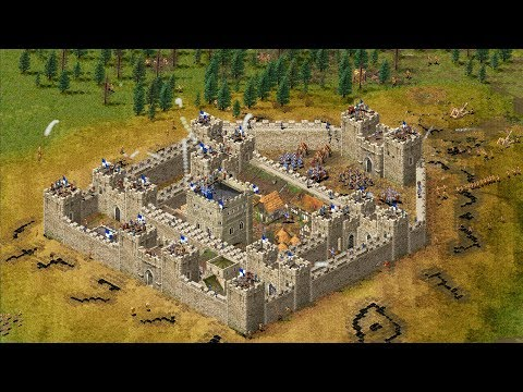 stronghold-|-ep.-07-|-worst-castle-ever-constructed-stands-against-invasion-|-stronghold-hd-gameplay