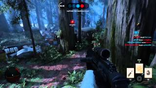 Starwars Battlefront-Feel the wrath of WCR2