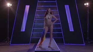 Miss Universe Viet Nam 2017 - Loan Nguyen - Bikini Catwalk