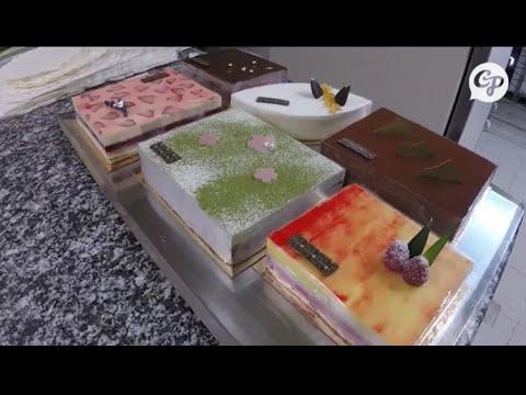 Une Japonaise fait de la pâtisserie française... en Provence !