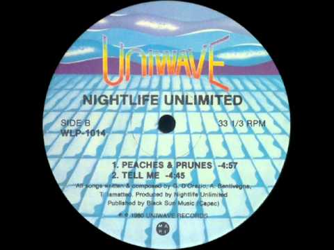 Nightlife Unlimited - Peaches & Prunes(it's magic!)(Ron Hardy Re-Edit)