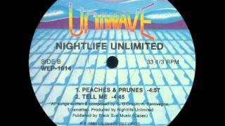 Nightlife Unlimited - Peaches & Prunes(it