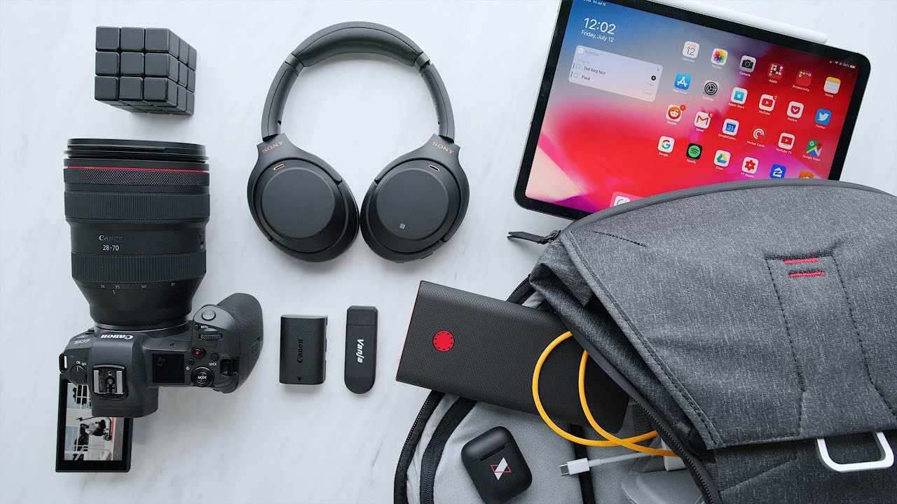 Download What's in my Tech Bag! [2019]