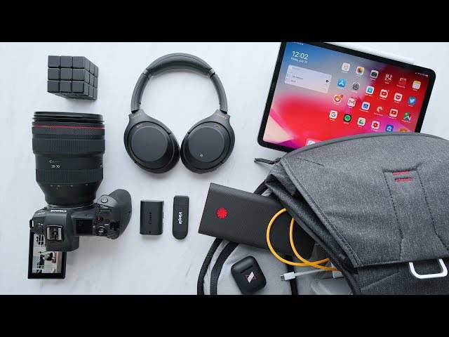 Whats in my Tech Bag! [2019]