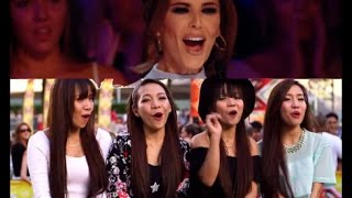 4th Impact | Top 3 FULL Songs! The X Factor UK 2015