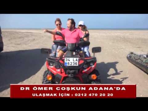 ATV SAHİLDE ADANA