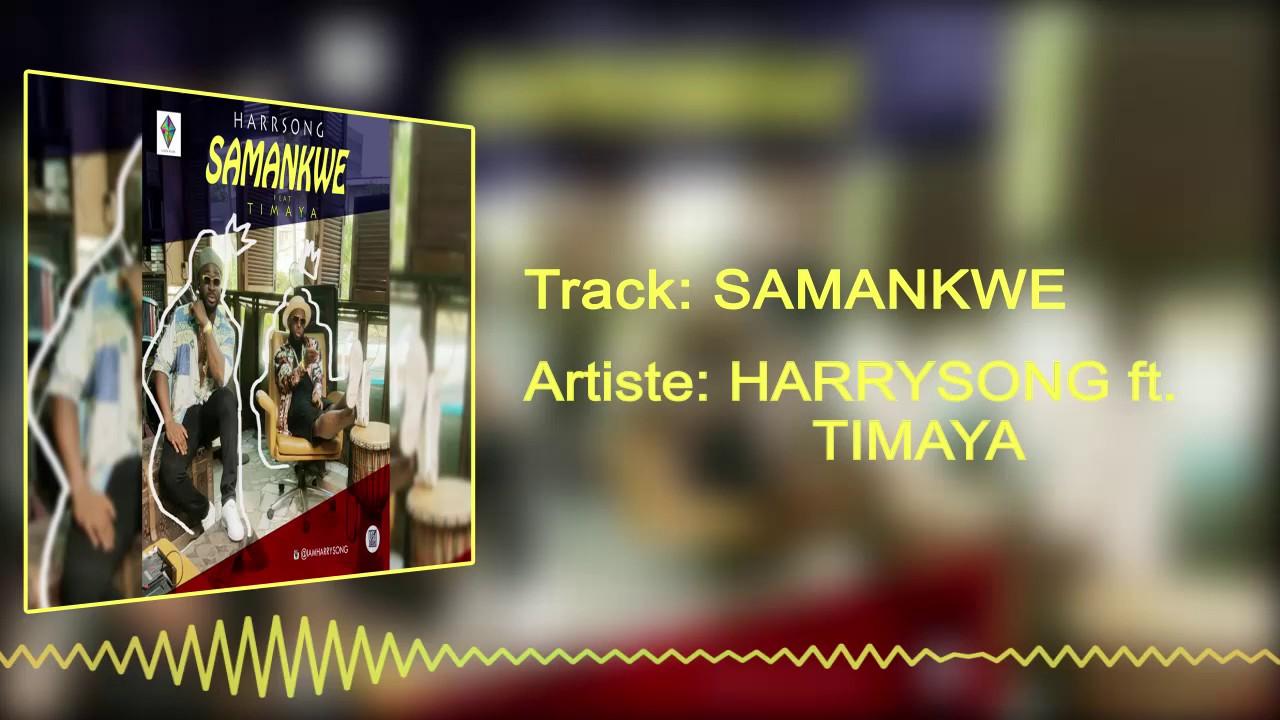 Download Harrysong | Samankwe [Official Audio] ft Timaya | Freeme TV