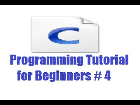C Programming for Beginners 4 - Comments