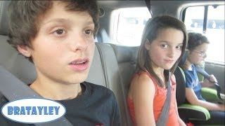 You Scared the Bug Out of Me! (WK 180.7) | Bratayley