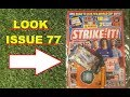Strike-it! Magazine issue 77 opening and review. 😺😺😺