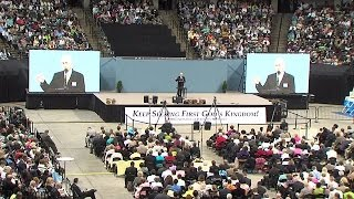 Shunning Talk - 2016 Jehovah's Witness Convention Drama -- Dalcour