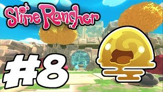 THE ANCIENT RUINS | Slime Rancher | Gameplay Walkthrough | Part 8 | Xbox One
