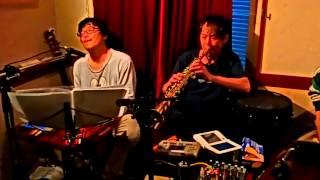 あすなろ白書(マッチ・D山田)のライブ 2016.4.23 高円寺グッドマンに...