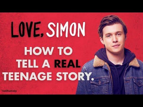 How LOVE, SIMON Tells A Real Teenage Story