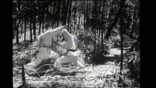 Old footage of Shotokan Karate Self-Defense