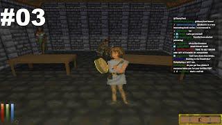 Daggerfall Unity Stream VOD #03 (27/07/20): Tar-Laxx Fights her Fear