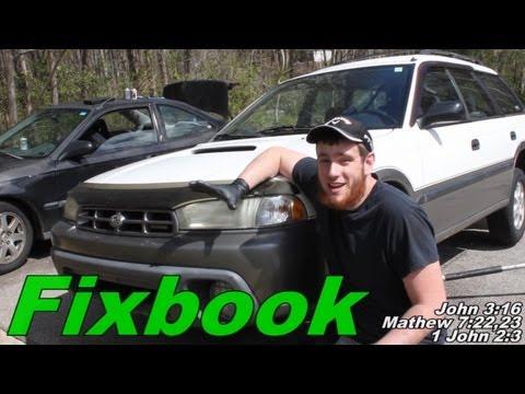 "Front Disc Brake Pads & Rotors ""How to"" Subaru"