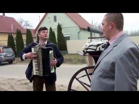 Gyula, a Hangadó muzsikás vőfély ! -Vőlegény indító...