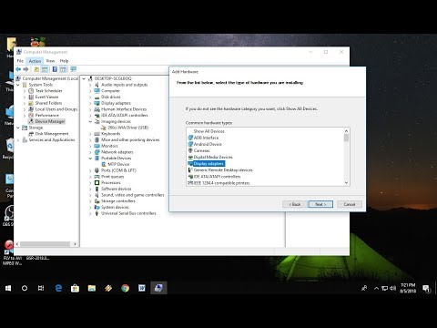 how-to-get-back-missing-devices-from-device-manager-in-windows-10/8/7