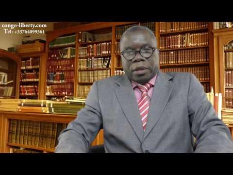 Mawawa Mawa Kiessé s'exprime sur les Assises Nationales du Congo et la situation politique