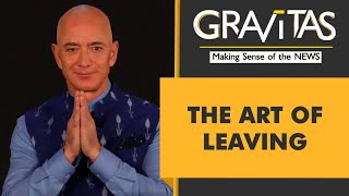 Gravitas: Why is Jeff Bezos stepping down?