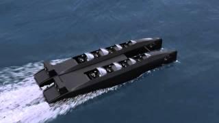 SubSea Craft Diver Delivery Unit (DDU)
