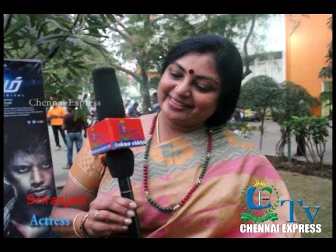 Actress Sriranjini Exclusive Interview Aagam Movie | Chennai Express