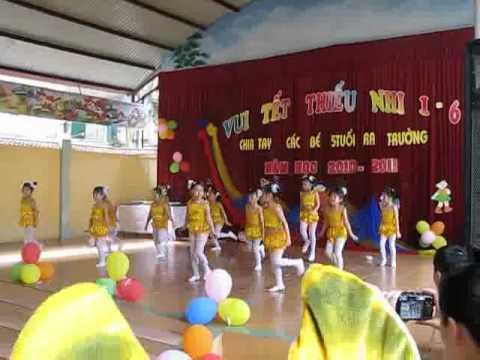 Lớp 4 nhảy Arobic.flv