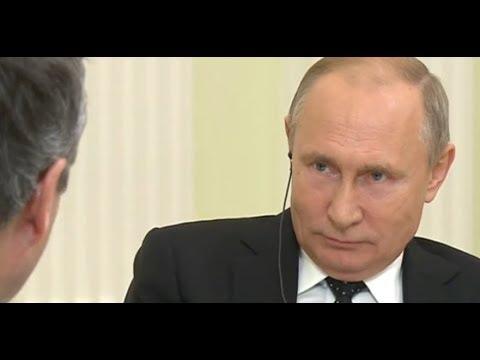 """Яркие фрагменты интервью Путина для """"Financial Times"""" 28.06.19"""