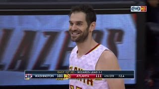 Jose Calderon Full Highlights vs Wizards (10 PTS, 2 REB, 5 AST) - FOX Sports South