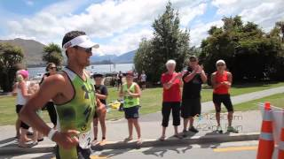 Chris McCormack takes on Challenge Wanaka