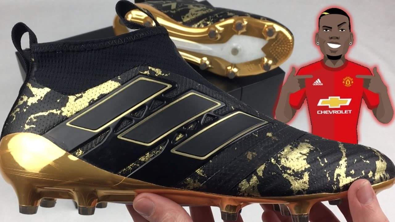Paul Pogba ACE17+ Purecontrol Unboxing