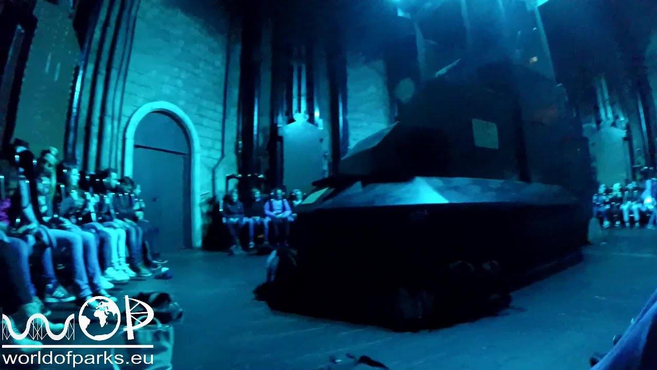 Phantasialand Mystery Castle On Ride Amp Wartebereich