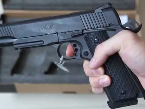 Kimber Warrior by ARMY R28- CRW Channel