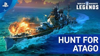 World of Warships: Legends – Hunt for Atago | PS4