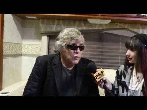 JOSÉ FELICIANO interview w/ PAVLINA 2014 TOUR