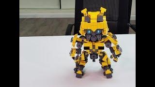 玩樂高地 190920 ep168  LEGO MOC 電影版大黃蜂