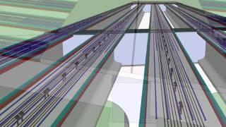 Precast Concrete Deck Panel System Of Kearney East Bypass Bridge Project