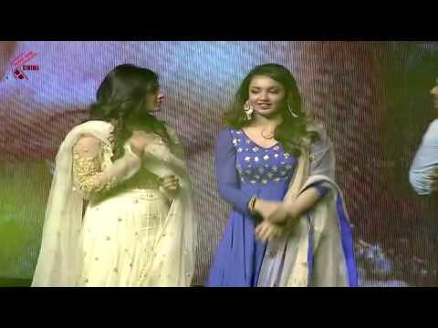 Hebah Patel & Tejaswi MadivadaDance Performance @ Nanna Nenu Naa Boyfriends Audio Launch