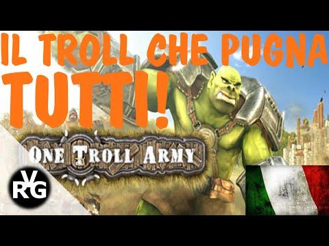 One Troll Army Gameplay: Il troll che pugna tutti! - ITALIANO