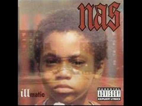 Nas - ILLmatic - The world is yours