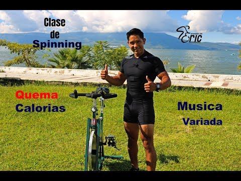 Clase de Spinning Alta Intensidad 3 Quema Calorías