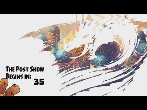 Guild Wars 2 - Official Path of Fire Post-Show | The Crystal Desert, Elite Specializations Gameplay