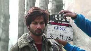 Making Of Haider (Teaser) | Behind The Scenes | Vishal Bhardwaj | Shahid Kapoor & Shraddha Kapoor