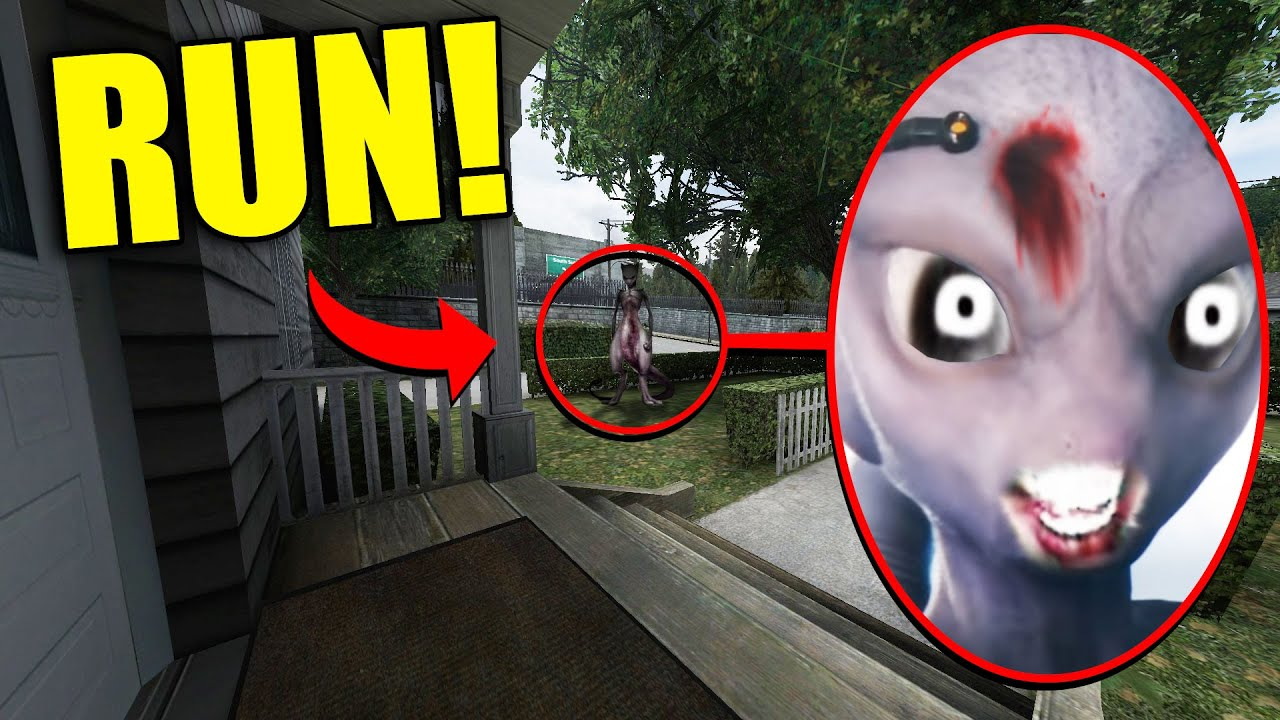 If You See CURSED MEWTWO Outside Your House, RUN AWAY FAST.. (Scary Pokemon)